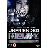 Unfriended DVD