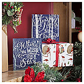 Wish Upon A Star Christmas Cards, 10 pack
