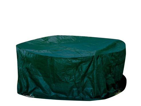 Gardman Large Round Patio Set Cover, 225 x 98 cm