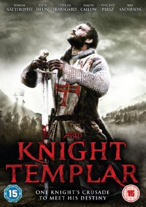 Arn - Knight Templar (DVD)