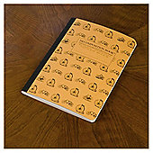 Decomposition Book Ruled Vintage Bicyles