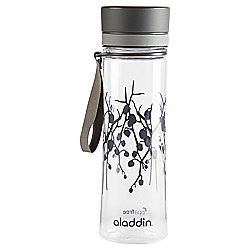 Aladdin AVEO Water Bottle, Grey Floral
