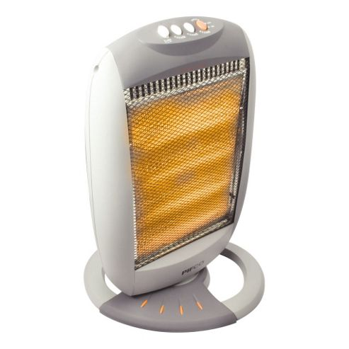 1600W Halogen Heater