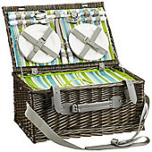 Cilio Picknick-Korb 'Ascona' Picnic Basket, 4 Person