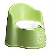 BabyBjorn Potty Chair (Spring Green)