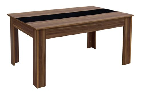 Premier Housewares Fargo Dining Table - 6 Seat