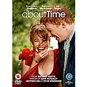 About Time - DVD & Uv