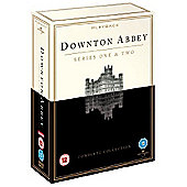 Downton Abbey Series 1 & 2  (DVD Boxset)