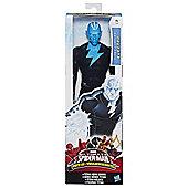 "Ultimate Spider-Man Electro Web-Warriors 12"" Figure"