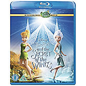 Tinker Bell & The Secret of the Wings Blu-ray