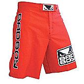 Bad Boy World Class Pro II Shorts Red - X Large