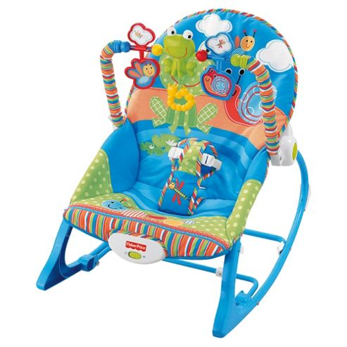 Fisher-Price Infant to Toddler Rocker & Seat