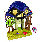 Fisher-Price Imaginext DC Super Friends Hall of Doom Toy