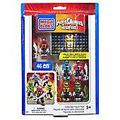 Megabloks Power Rangers Super Mega Force Collectable Figs