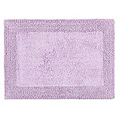 Tesco Reversible Bath Mat Lilac