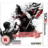 Resident Evil - The Mercenaries 3D (3DS)