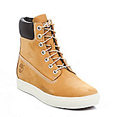 Timberland EK Newmarket 2.0 Cup 6inch Mens Wheat Yellow Boots - 10