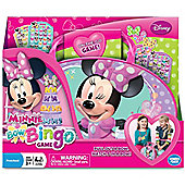 Minnie Mouse Bow Bingo Game