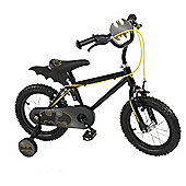 "Batman 14"" Kids' Bike with Stabilisers"