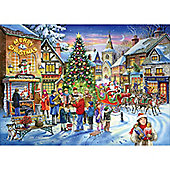 Christmas Shopping - 500 Piece Puzzle