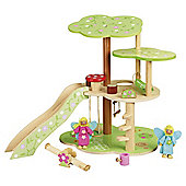 Carousel Wooden Enchanting Treehouse