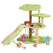 Carousel Wooden Enchanting Treehouse