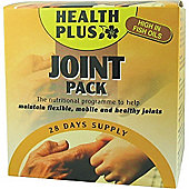 Health Plus Joint Pack 28 days Veg Capsules