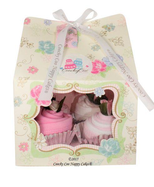 Buy 6 Piece Vintage Tea Party Baby Girl Clothes Cupcake