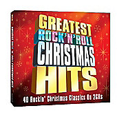 Greatest Rock N Roll Christmas (2CD)