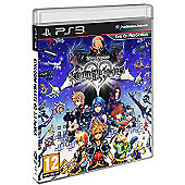 Kingdom Hearts 2.5 Remix (PS3)