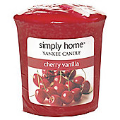 Yankee Candle Votive, Cherry Vanilla