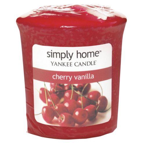 Yankee Candle Votive, Cherry Vanilla