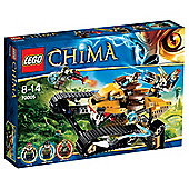 LEGO Legends of Chima Lavals Fighter 70005