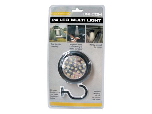 Unicom 57680 Multi Light 24 Led