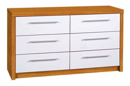 Premier Housewares Hudson 6 Drawer Chest