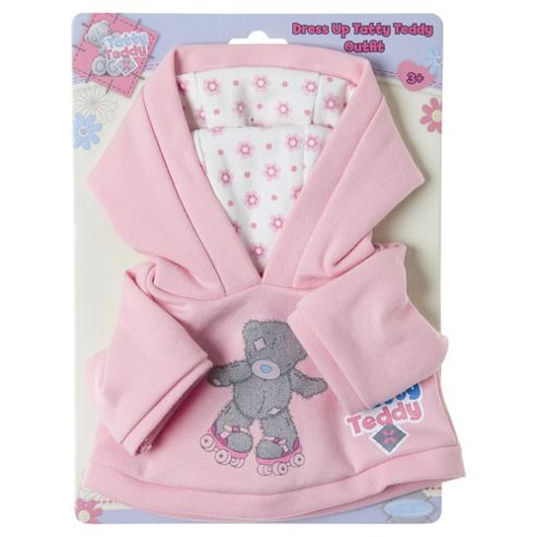 Tatty Teddy & My Blue Nose Friends Tatty Dress Up Pink Hoodie
