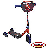 Marvel Amazing Spider-Man 3-Wheel Scooter