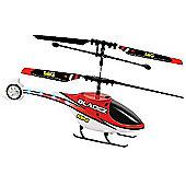Bladez Mini Remote Control 2 Channel Helicopter - Red