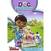 Doc Mcstuffins - Friendship Is The Best Medicine DVD