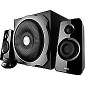 Trust Tytan 2.1 Speaker System - 60 W RMS - Black