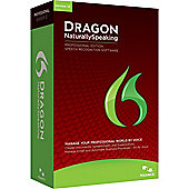 NUANCE - IMAGING SYSTEM (EX XERO - DRAGON NAT SPEAKING PRO V12 - UK