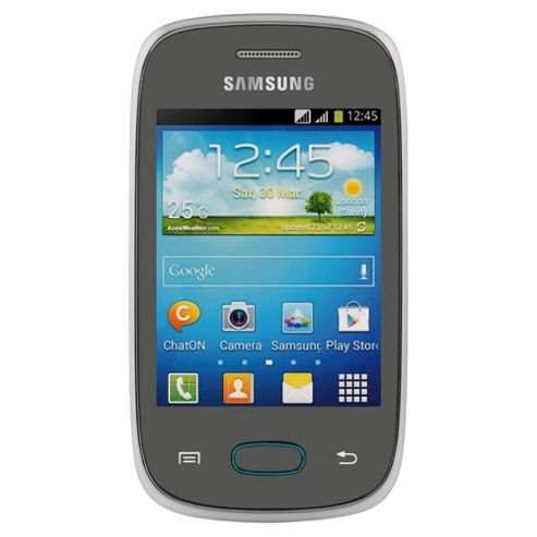 Orange Samsung Galaxy Pocket Neo Grey