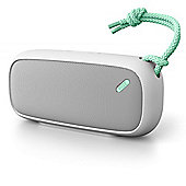 Large Bluetooth Speaker - Mint/Grey