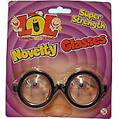 LOL Super Strength Novelty Glasses