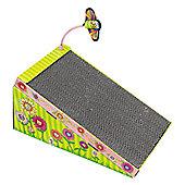 FatCat Big Mama's Scratch 'N Play Ramp Cat Toy