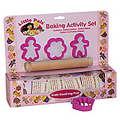 Little Pals - Baking Activity Set - Pink