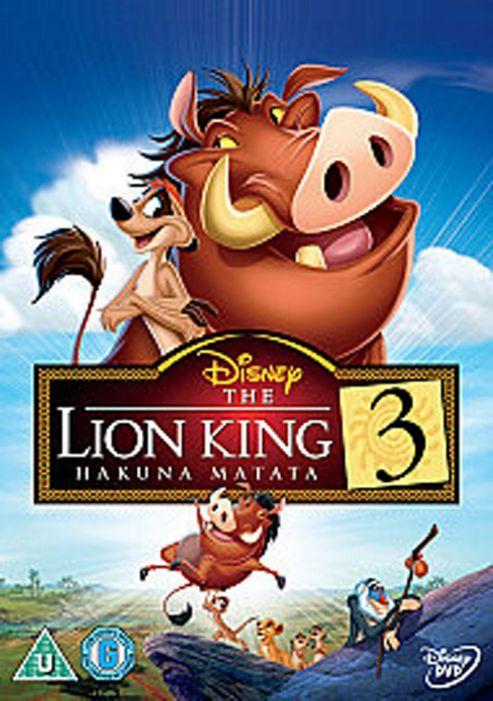 Lion King 3 - Hakuna Matata (DVD)