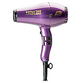 Parlux 385 Powerlight Hair Dryer Purple
