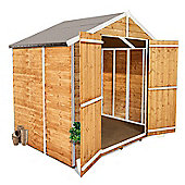 BillyOh 400 5 x 7 Windowless Overlap Apex Shed