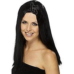 Louise Black Wig